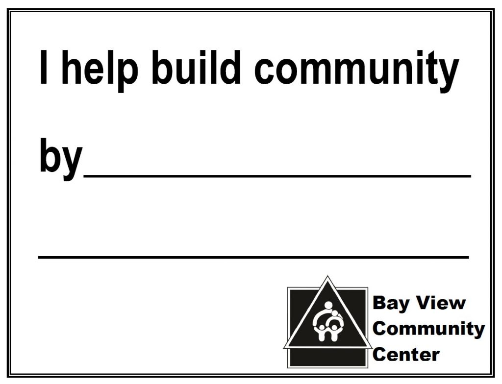 BVCC I help build community template